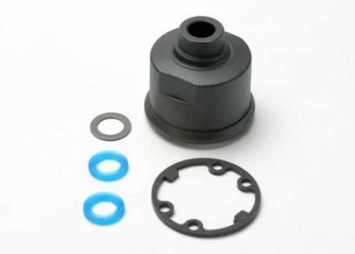 Traxxas Carrier differential/ x-ring gaskets (2)/ ring gear gasket/ 6x10x0.5 TW