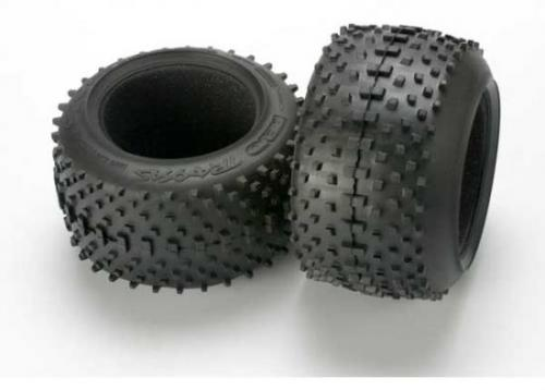 Traxxas SportTraxx 3.8 Inch Tyres - Soft Compound - Pair