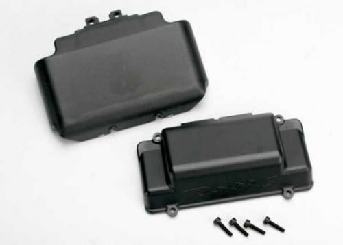 Battery Box Bumper (rear) (includes Battery Case Cover And Foam Pad) ** CLEARANCE **