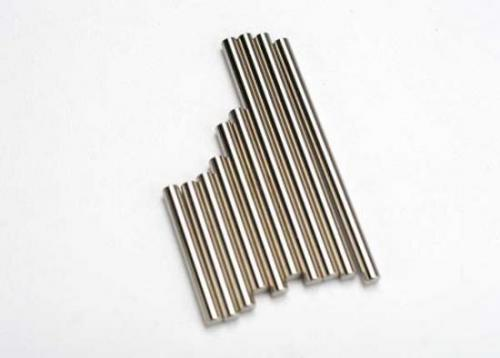 Traxxas Suspension pin set complete (hardened steel front rear) 3x27mm (4) 3x35mm (2) 3x52mm (4)
