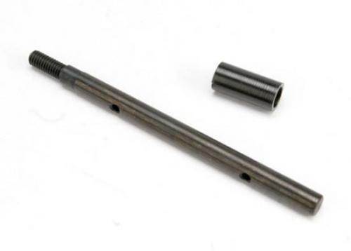 Traxxas Input shaft (slipper shaft)/ slipper shaft spacer