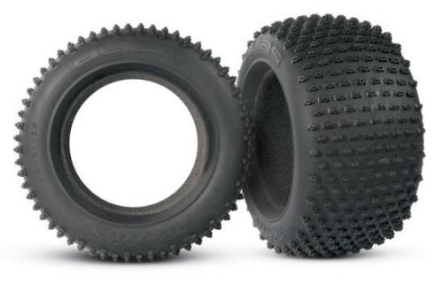Traxxas Alias 2.8 Tires with foam inserts (2)