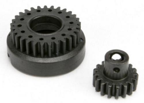 Traxxas Gear set two-speed (2nd speed gear 29T/ input gear 17T steel)