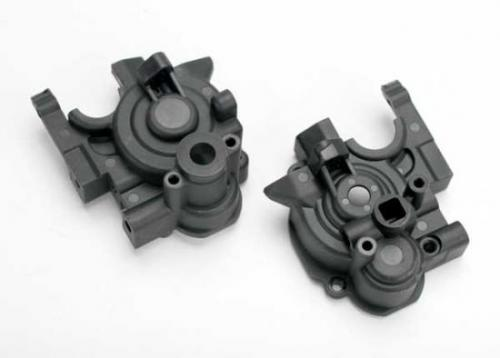 Traxxas Gearbox halves (right left)