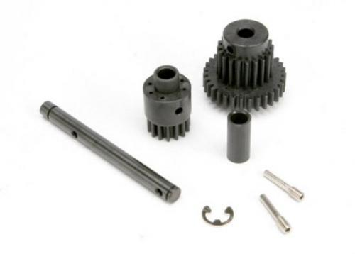 Traxxas Single speed conversion kit (eliminates the 2-speed makes Jato race legal).