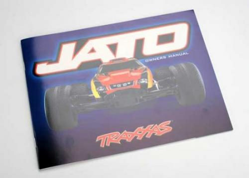 Traxxas Owners Manual Jato