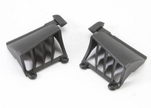 Traxxas Vent battery compartment (includes latch) (1 pair fits left or right side)