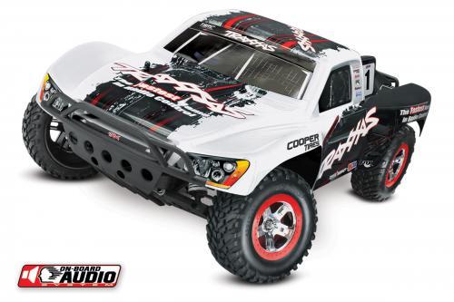 Traxxas Slash 2WD With On Board Audio (OBA)