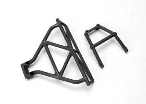 Traxxas Bumper rear/ brace rear