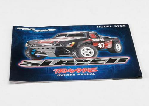 Traxxas Owners Manual Slayer
