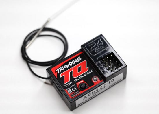 Traxxas Receiver micro TQ 2.4GHz (3-channel)