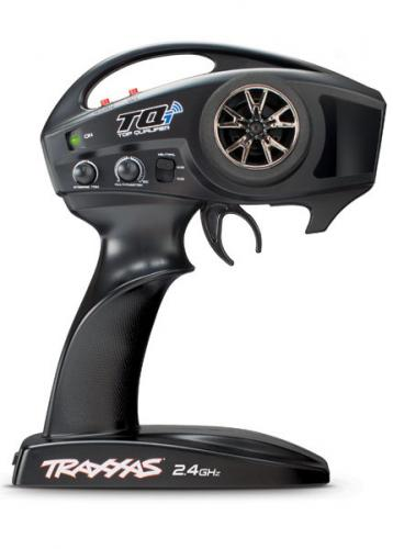 Traxxas Transmitter TQi Traxxas Link enabled 2.4GHz high output 2-channel (transmitter only)
