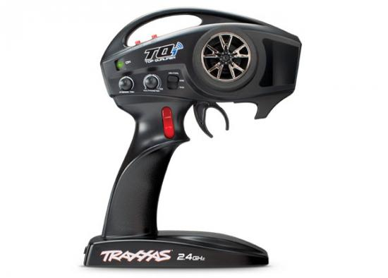 Traxxas Transmitter TQi Traxxas Link enabled 2.4GHz high output 3-channel (transmitter only)