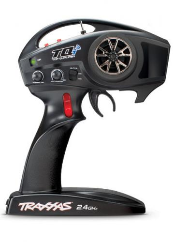 Traxxas Transmitter TQi Traxxas Link enabled 2.4GHz high output 4-channel (transmitter only)