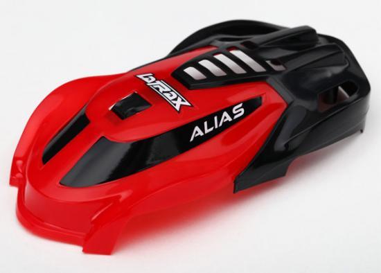 LaTrax Alias Canopy - Red