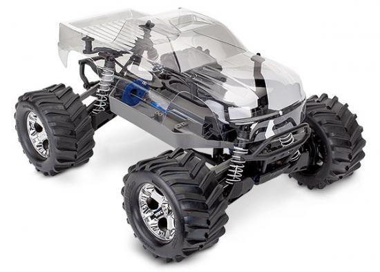Traxxas Stampede 4X4 Builders Assembly Kit With Radio Gear