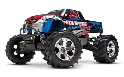 Traxxas Stampede 4x4 Brushed