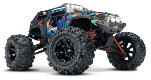 Traxxas 1/16 Summit Brushed