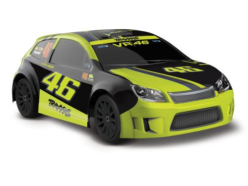 LaTrax Rally 1:18 - Valentino Rossi VR46