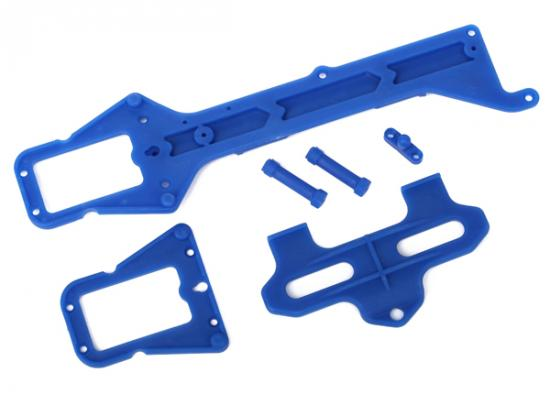 Traxxas Upper chassis/ battery hold down