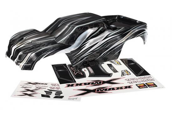 Traxxas X-MAXX Bodyshell - Pro Graphix Half Painted