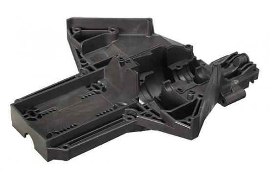 Traxxas X-MAXX Rear Bulkhead (lower) For Use With 5106 Bearings ONLY