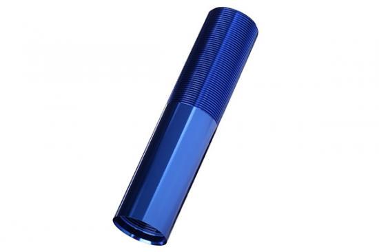 Traxxas X-MAXX Body GTX shock (aluminum blue-anodized) (1)