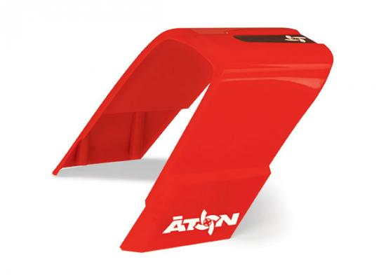 Traxxas Canopy roll hoop red