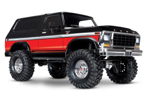 Traxxas TRX-4 Ford Bronco Ranger