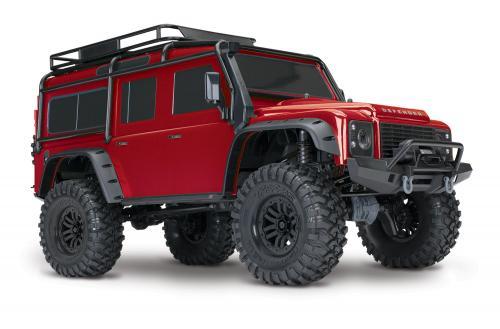Traxxas TRX-4 - Land Rover Defender 110