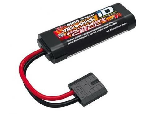 Traxxas Power Cell ID NiMh Battery - 7.2v 1200mAh NiMh For 1/16th Cars