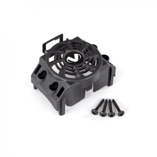 Traxxas Mount motor cooling fan (fits 3461 motor)