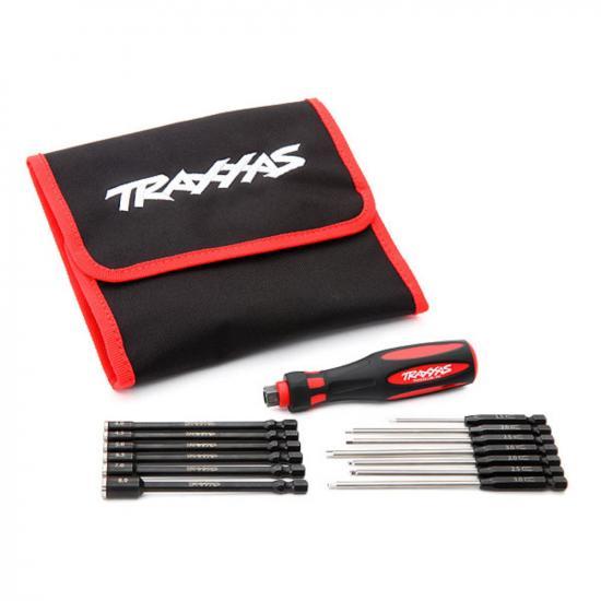 Traxxas Speed Bit Master Tool Set - Full 13 Piece Set