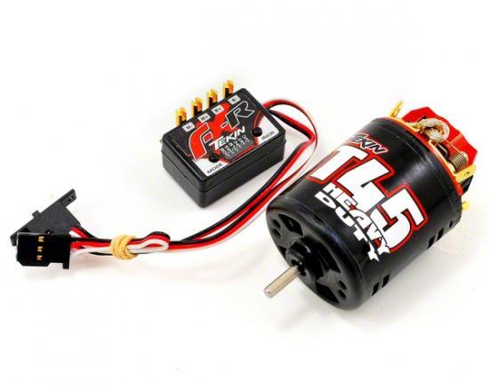 Tekin FXR ESC Crawler Combo - 45t HDMotor