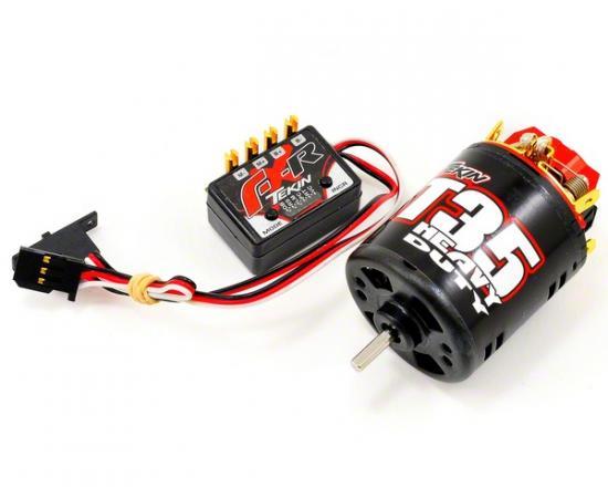 Tekin FXR ESC Crawler Combo - 35t HD Motor