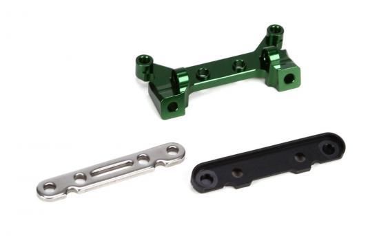 Vaterra Twin Hammers Front Hinge Pin Brace & Cap