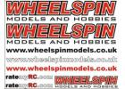 Wheelspin Models Clear Vinyl Decal Sheet