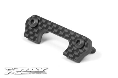 XRay Graphite Bumper Upper Holder Brace 3.5 mm