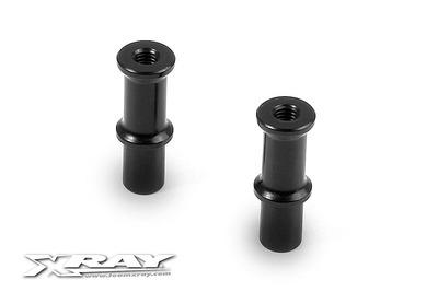 XRay Alu Steering Post For Dual Servo Saver (2)