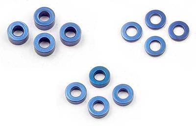 XRay Set Of Alu Shim (1.0mm, 2.0mm, 3.0mm)