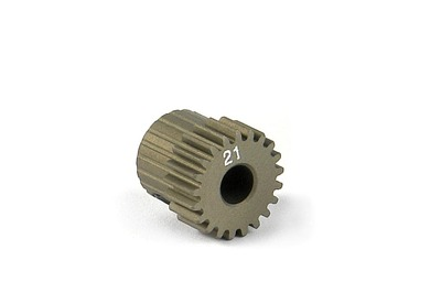 XRay Narrow Pinion Gear Alu Hard Coated 22T / 64