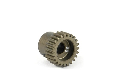 XRay Narrow Pinion Gear Alu Hard Coated 23T / 64