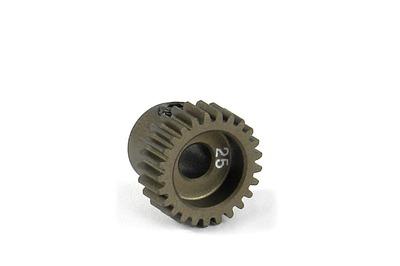 XRay Narrow Pinion Gear Alu Hard Coated 25T / 64