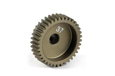 XRay Narrow Pinion Gear Alu Hard Coated 37T / 64