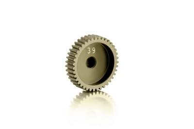 XRay Narrow Alu Pinion Gear - Hard Coated 39T / 64