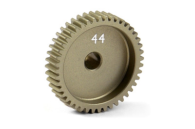 XRay Narrow Pinion Gear Alu Hard Coated 44T / 64