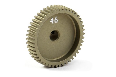 XRay Narrow Pinion Gear Alu Hard Coated 46T / 64