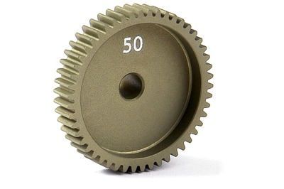 XRay Narrow Pinion Gear Alu Hard Coated 50T / 64 ** CLEARANCE **