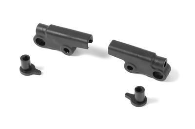 XRay Composite Front Anti-Roll Bar Holder + Eccentric W/O Upstop (2+2)