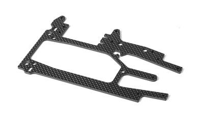 XRay Graphite Radio Plate - Multi-Flex